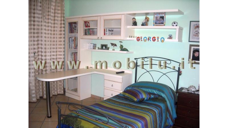 Camerette e camerette per bambibi Lecce e provincia in legno