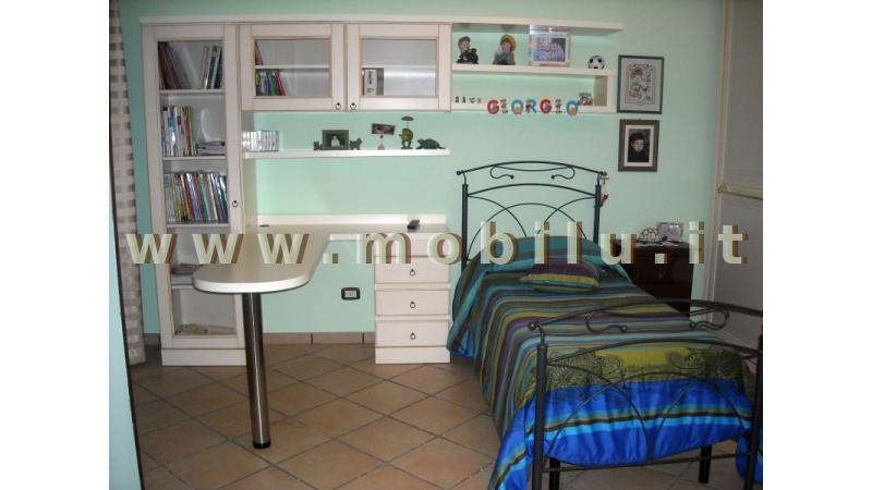 Camerette e camerette per bambibi Lecce e provincia in legno laccato