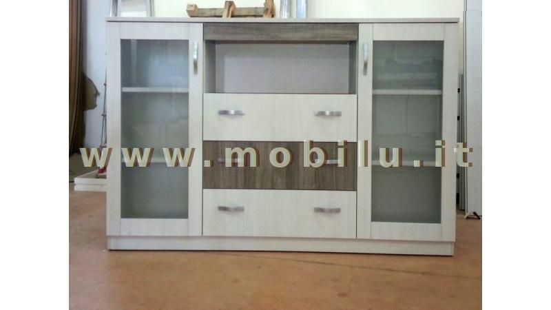 Complementi di arredo in Lecce e provincia Porta TV in legno massello