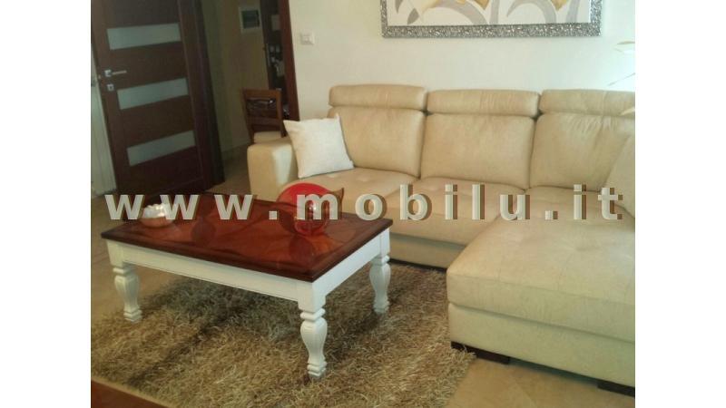 Complementi di arredo in Lecce e provincia tavolino da salotto in legno maasello laccato magnolia