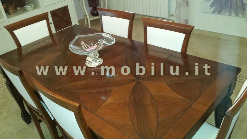 Complementi di arredo in Lecce e provincia tavolino da salotto in legno maasello