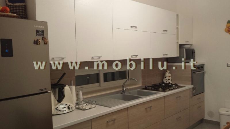 Cucine componibili Lecce e provincia realizzate in legno massello